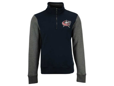 Columbus Blue Jackets '47 NHL Men's Triple Coverage 1/4 Zip Pullover