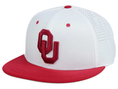 Oklahoma Sooners Nike NCAA True Vapor Fitted Cap