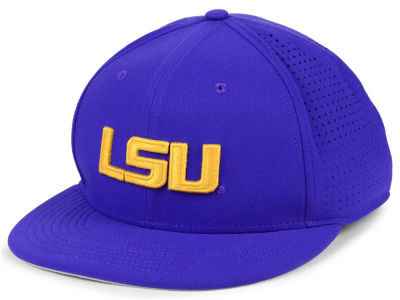LSU Tigers Nike NCAA True Vapor Fitted Cap