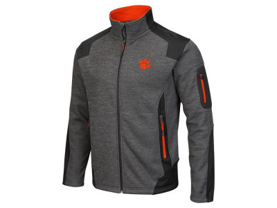Clemson Tigers Colosseum NCAA Double Coverage II Jacket