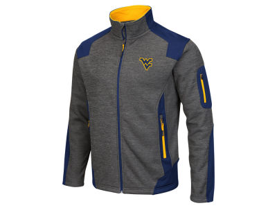 West Virginia Mountaineers Colosseum NCAA Double Coverage II Jacket