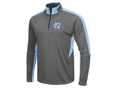 North Carolina Tar Heels Colosseum NCAA Men's Atlas Quarter Zip Pullover