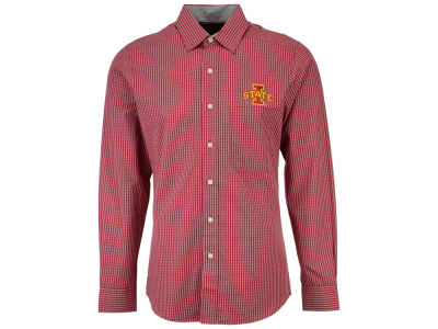 Iowa State Cyclones Antigua NCAA Men's Division Button Down Shirt
