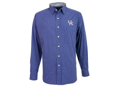 Kentucky Wildcats Antigua NCAA Men's Division Button Down Shirt