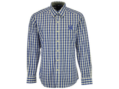 Kentucky Wildcats Antigua NCAA Men's Alliance Button Down Shirt