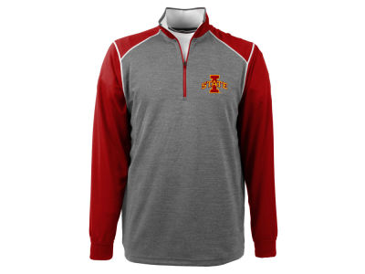 Iowa State Cyclones Antigua NCAA Men's Breakdown 1/4 Zip Pullover Shirt
