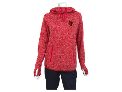 Louisville Cardinals Antigua NCAA Women's Recruit Pullover Sweatshirt