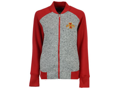 Iowa State Cyclones Antigua NCAA Women's Visitor Full Zip Jacket
