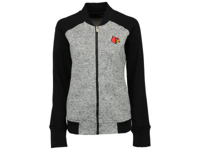 Louisville Cardinals Antigua NCAA Women's Visitor Full Zip Jacket
