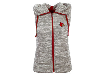 Louisville Cardinals Antigua NCAA Women's Shutout Vest