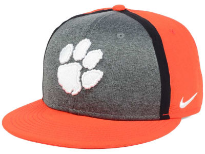 Clemson Tigers Nike NCAA Sideline True Adjustable Cap