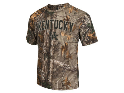 Kentucky Wildcats Colosseum NCAA Men's Realtree Brow Tine T-Shirt