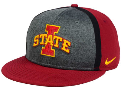 Iowa State Cyclones Nike NCAA Sideline True Adjustable Cap