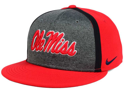 Ole Miss Rebels Nike NCAA Sideline True Adjustable Cap