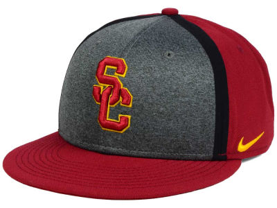 USC Trojans Nike NCAA Sideline True Adjustable Cap