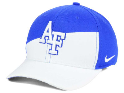 Air Force Falcons Nike NCAA Verbiage Swoosh Flex Cap