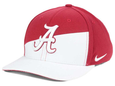 Alabama Crimson Tide Nike NCAA Verbiage Swoosh Flex Cap