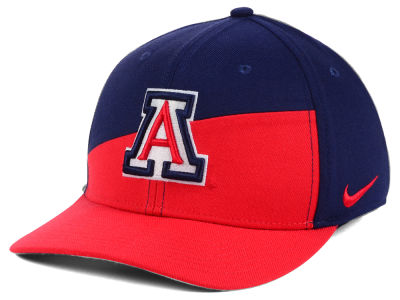 Arizona Wildcats Nike NCAA Verbiage Swoosh Flex Cap