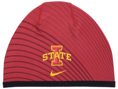 Iowa State Cyclones Nike NCAA Sideline Training Beanie Knit