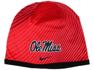 Ole Miss Rebels Nike NCAA Sideline Training Beanie Knit