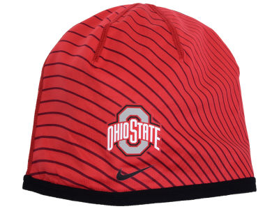 Ohio State Buckeyes Nike NCAA Sideline Training Beanie Knit
