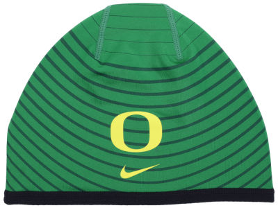 Oregon Ducks Nike NCAA Sideline Training Beanie Knit