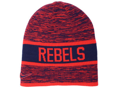 Ole Miss Rebels Nike NCAA Reversible Local DNA Knit
