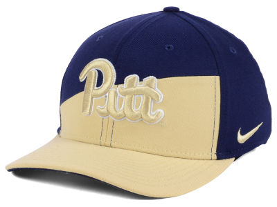 Pittsburgh Panthers Nike NCAA Verbiage Swoosh Flex Cap
