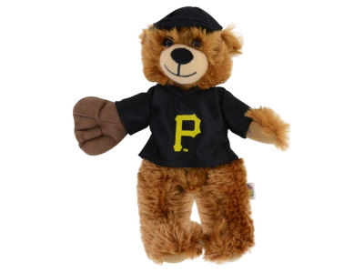 "Pittsburgh Pirates 9"" Hoodie Bear"