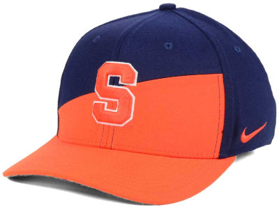Syracuse Orange Nike NCAA Verbiage Swoosh Flex Cap
