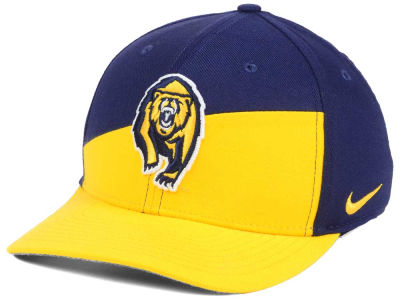 California Golden Bears Nike NCAA Verbiage Swoosh Flex Cap