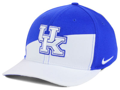 Kentucky Wildcats Nike NCAA Verbiage Swoosh Flex Cap
