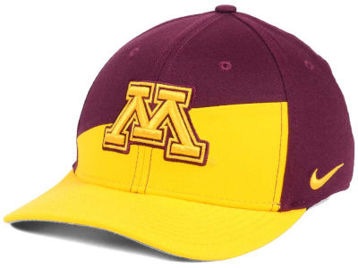Minnesota Golden Gophers Nike NCAA Verbiage Swoosh Flex Cap