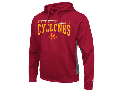 Iowa State Cyclones Colosseum NCAA Men's Defender Pullover Hoodie