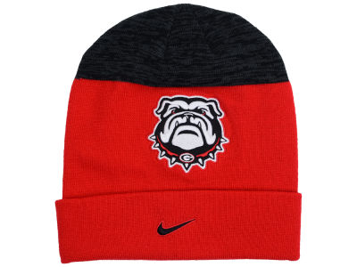 Georgia Bulldogs Nike NCAA 2015 Sideline Knit