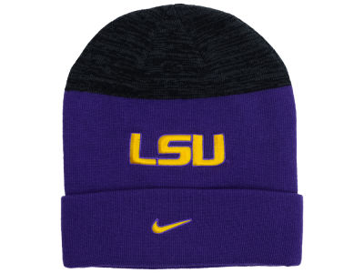 LSU Tigers Nike NCAA 2015 Sideline Knit