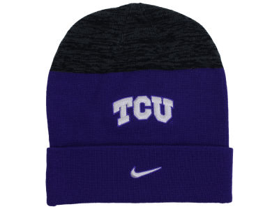 Texas Christian Horned Frogs Nike NCAA 2015 Sideline Knit