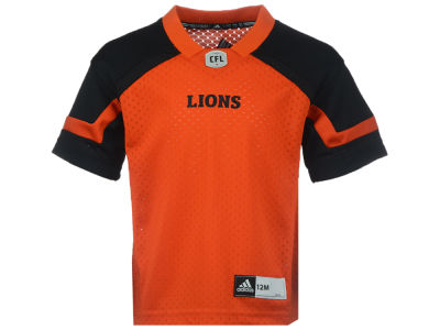 BC Lions adidas CFL Infant Replica Jersey