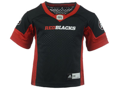 Ottawa RedBlacks adidas CFL Infant Replica Jersey