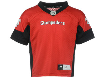 Calgary Stampeders adidas CFL Infant Replica Jersey