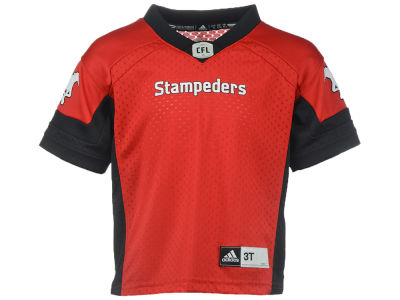 Calgary Stampeders adidas CFL Toddler Replica Jersey