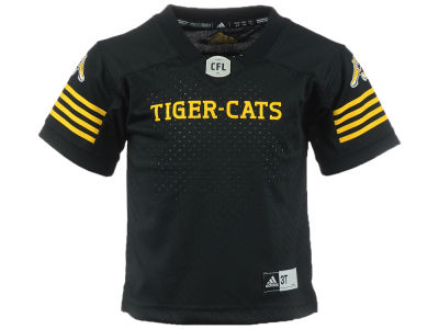 Hamilton Tiger-Cats adidas CFL Toddler Replica Jersey