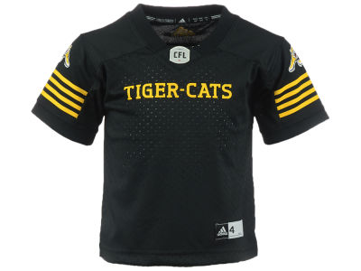 Hamilton Tiger-Cats adidas CFL Kids New Replica Jersey