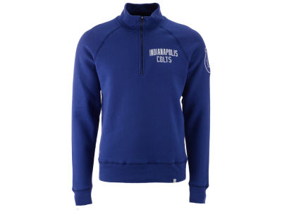 Indianapolis Colts '47 NFL Crosscheck 1/4 Zip Pullover