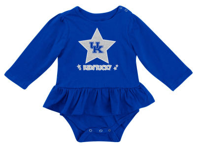 Kentucky Wildcats Colosseum NCAA Newborn Girls Day Dreamer Long Sleeve Creeper