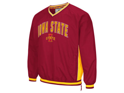 Iowa State Cyclones Colosseum NCAA Men's Fair Catch Pullover Jacket