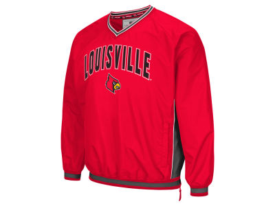 Louisville Cardinals Colosseum NCAA Men's Fair Catch ES Jacket
