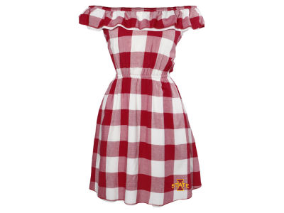 Iowa State Cyclones NCAA Women's Crestone Gingham Dress