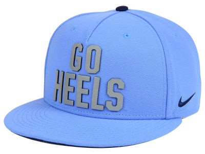 North Carolina Tar Heels Nike NCAA True Seasonal Strapback Cap