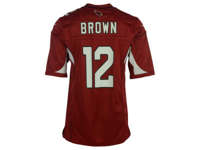 Arizona Cardinals John Brown Nike NFL Men's Game Jersey